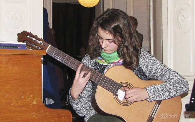 Guitarist kid 4