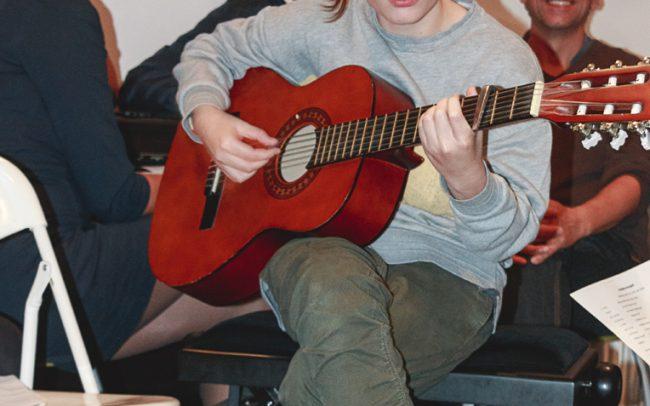 Guitarist 2