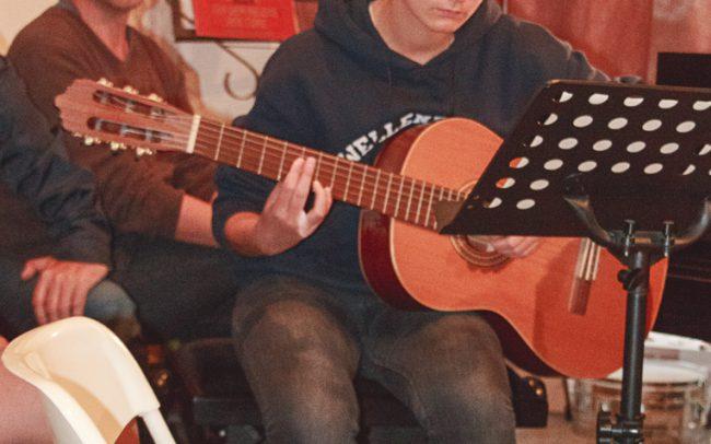 Guitarist 4