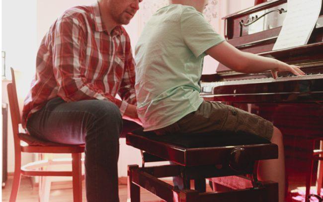 Musiic learning- piano 3